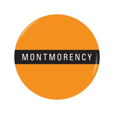MONTMORENCY button