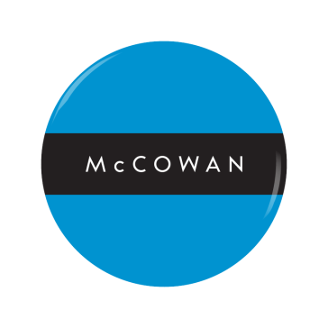 McCOWAN button