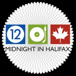 Midnight in Halifax brand seal 750px