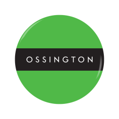OSSINGTON button