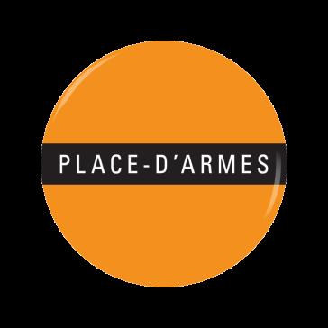 PLACE-D'ARMES button