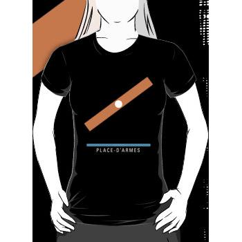 PLACE-D'ARMES - womens silhouette