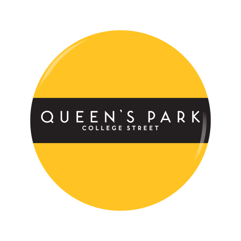QUEEN'S PARK button