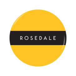 ROSEDALE button