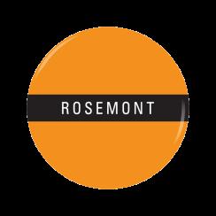 ROSEMONT button