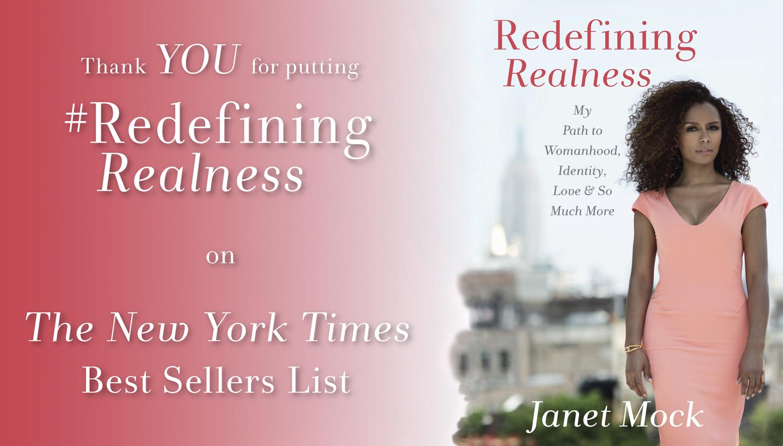 RR NYT bestseller list