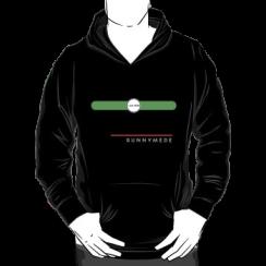 RUNNYMEDE - hoodie silhouette