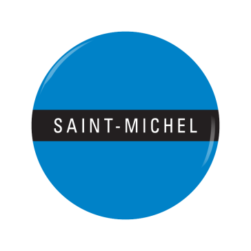 SAINT-MICHEL button