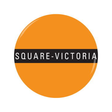 SQUARE-VICTORIA button