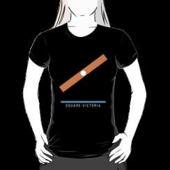 SQUARE-VICTORIA - womens silhouette