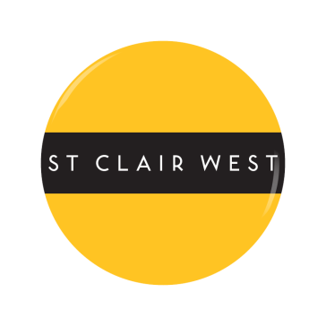 ST CLAIR WEST button