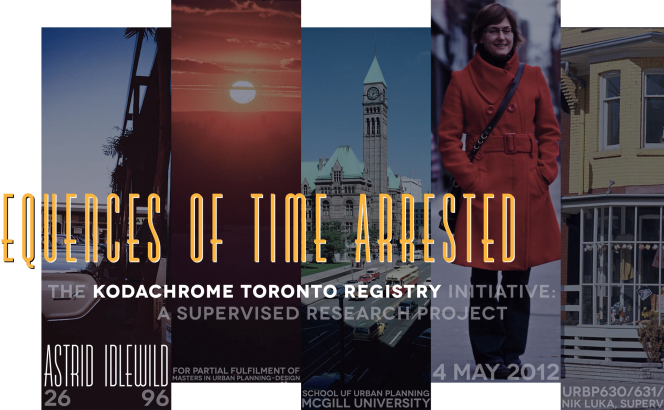 Sequences of Time Arrested cover