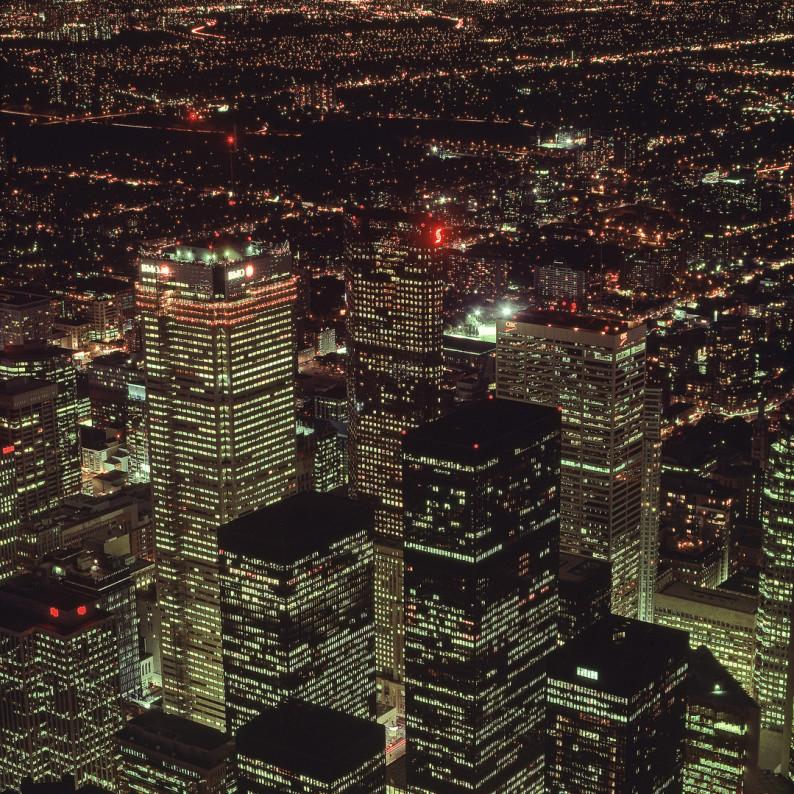 Skypod B-slide (in Kodachrome 64), 2010 [Idlewild]
