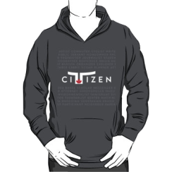 Toronto Citizen - hoodie silhouette
