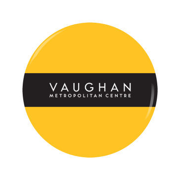 VAUGHAN METROPOLITAN CENTRE button
