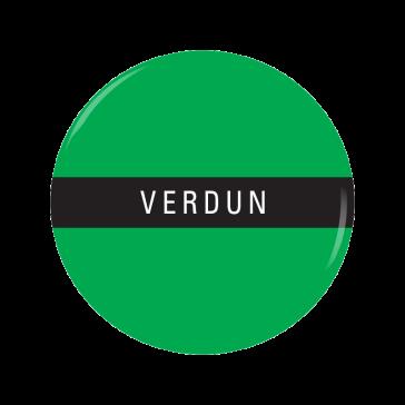 VERDUN button