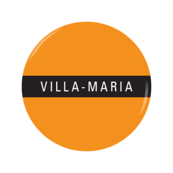 VILLA-MARIA button