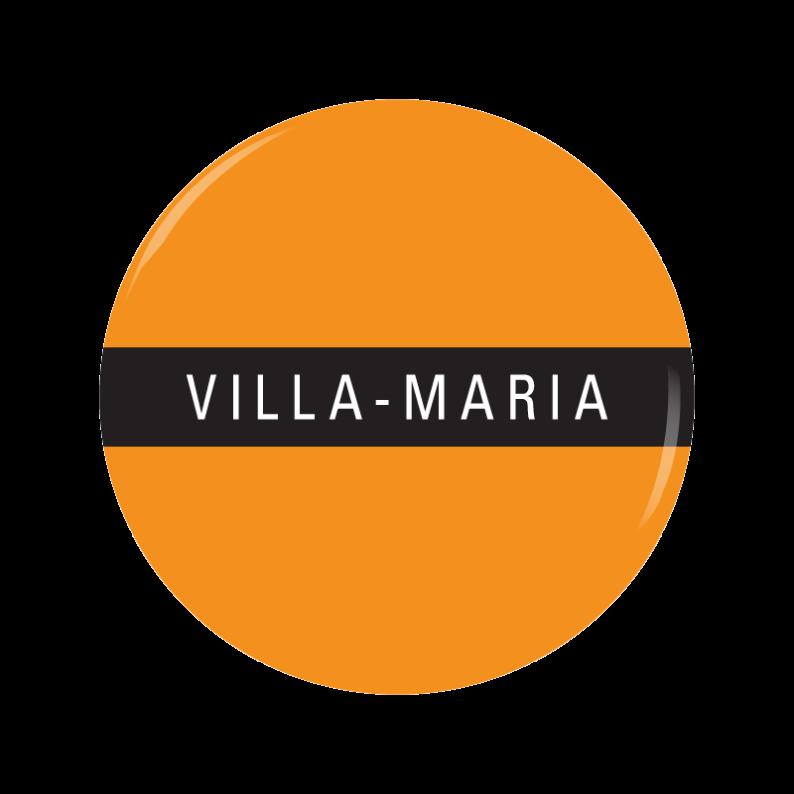 VILLA-MARIA button