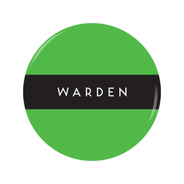 WARDEN button