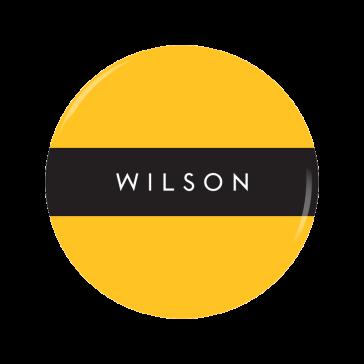 WILSON button
