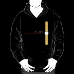 WILSON - hoodie silhouette