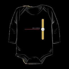 WILSON - onesie silhouette