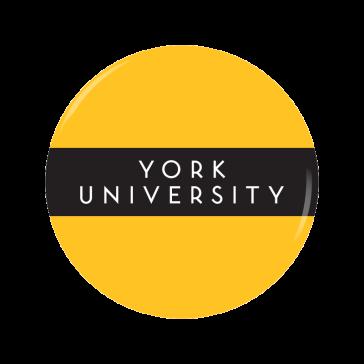 YORK UNIVERSITY button