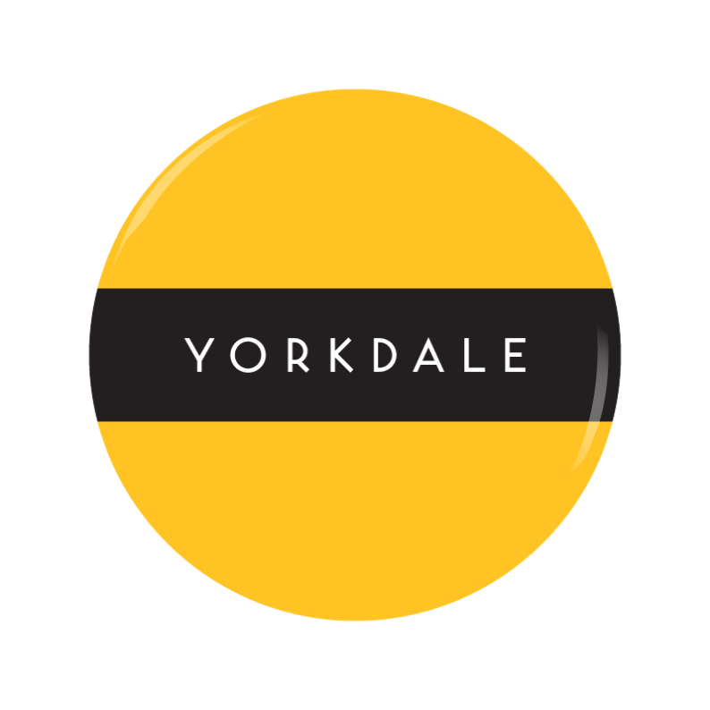 YORKDALE button