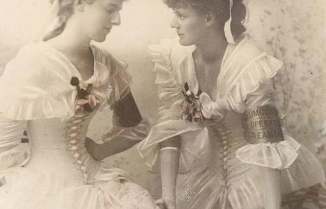 Constance & Eva Gore-Booth