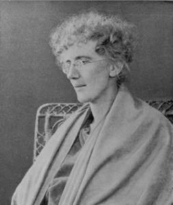 An elder Eva Gore-Booth