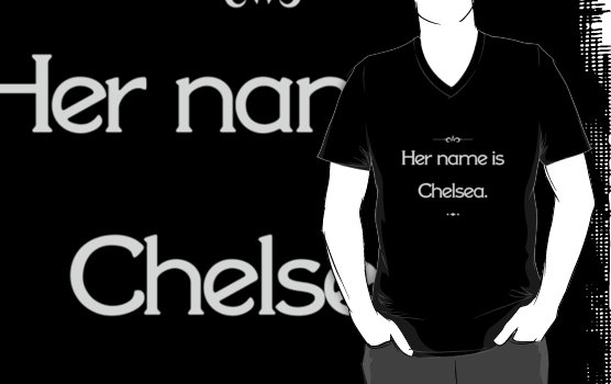 Her name is Chelsea fig,black,vneck,ffffff (1)
