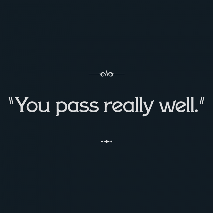you-pass-really-well